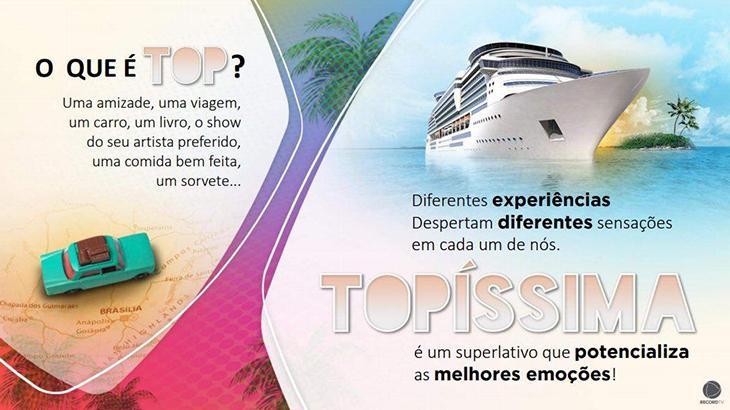 "Record TV define estreia de \""Topíssima\""; confira"