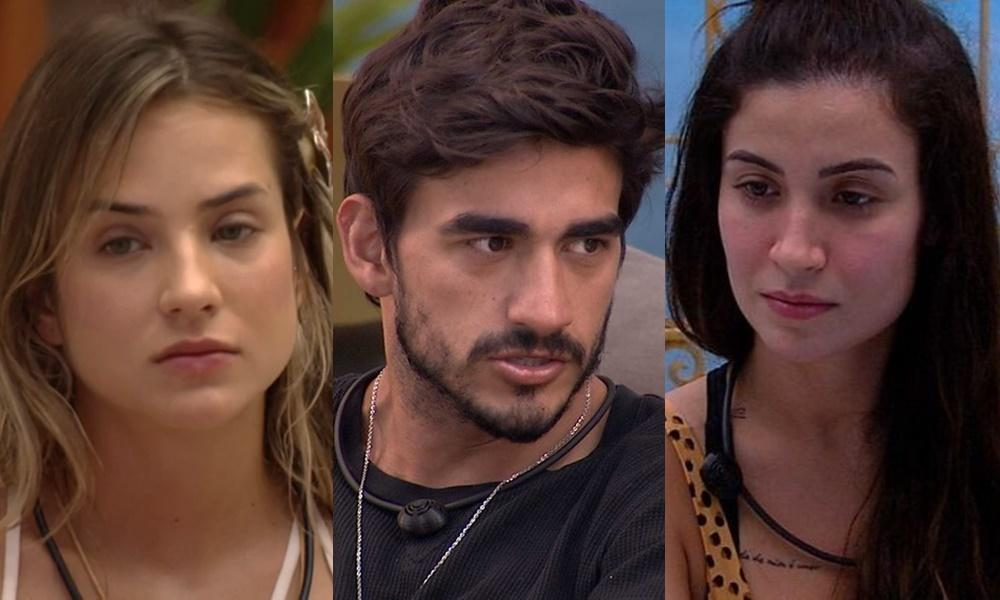 Guilherme falou sobre a relação com as sisters no BBB20