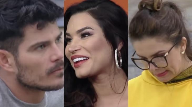 JP, Raissa e Luiza Ambiel