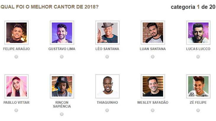 Oi? Pabllo Vittar disputa premiação do SBT em categoria masculina