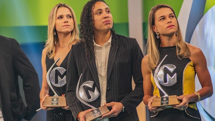 Com estrelas de Flamengo e Corinthians, Troféu Mesa Redonda premia os craques de 2019