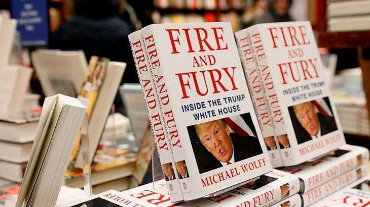 """Livro """"Fogo e Fúria - Por Dentro da Casa Branca de Trump"""" vai virar série de TV"""