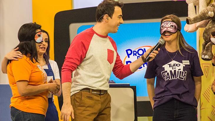 Investindo em grade diversificada, TV Aparecida estreia humorístico e game-show nesta sexta