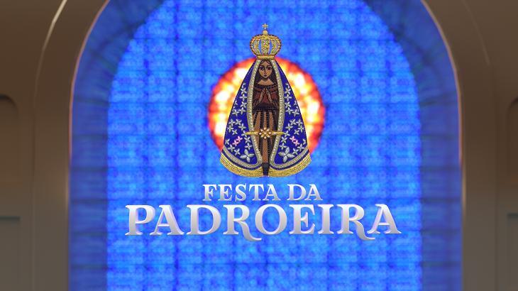 Logotipo da Festa da Padroeira