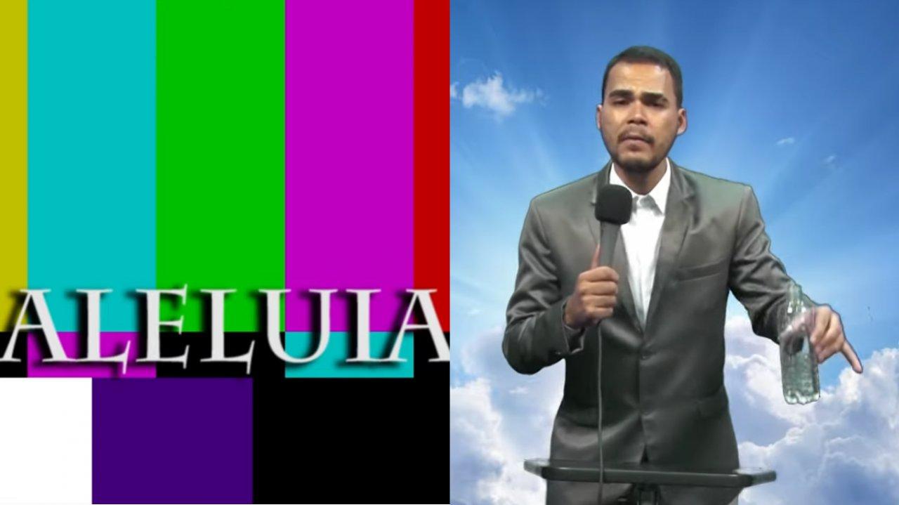 Momento da troca da Record News pela Cultura pela TV Guará