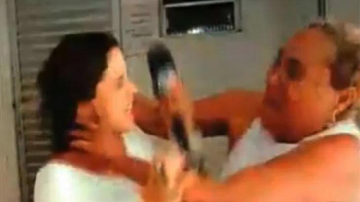 Equipe de afiliada do SBT é atacada com mordidas e socos durante reportagem na Bahia