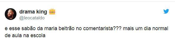Maria Beltrão se irrita e dá bronca ao vivo em colega na GloboNews