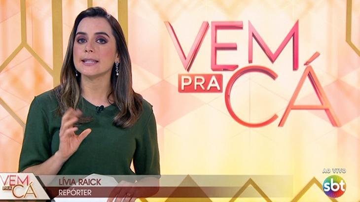 Vem pra Cá estreia com exageros de Patrícia Abravanel e problemas de tempo