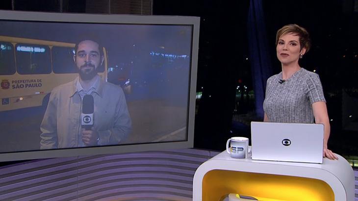 Repórter que se demitiu da Globo reencontra Glória Vanique na CNN