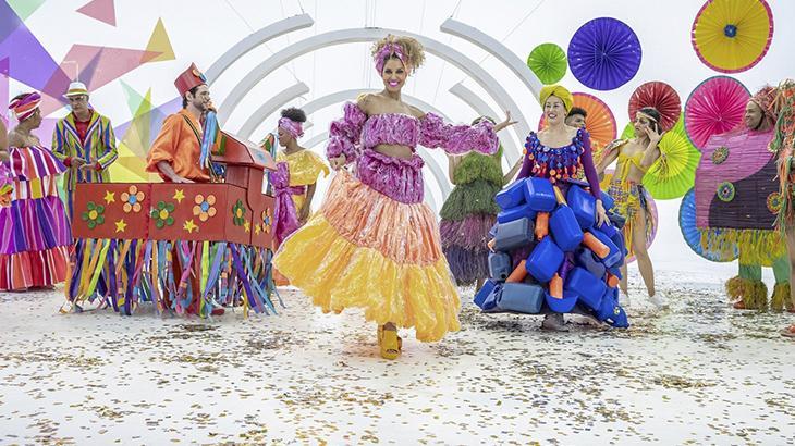 Sem Globo, desfiles das escolas de samba do Rio teriam falido