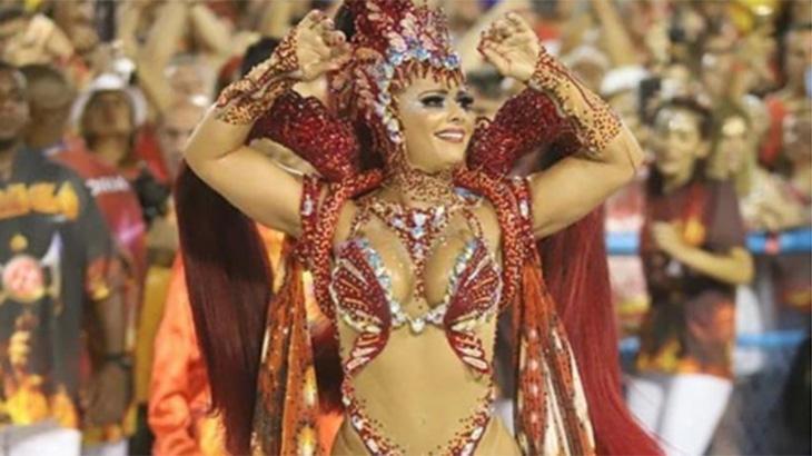 Juliana Paes toma atitude no Carnaval que a torna exemplo para rainhas de bateria no Rio