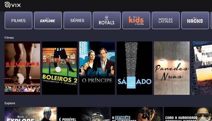 Conheça seis streaming de filmes e séries gratuitos e legais no Brasil