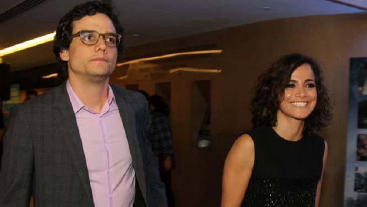 Wagner Moura e Alice Braga