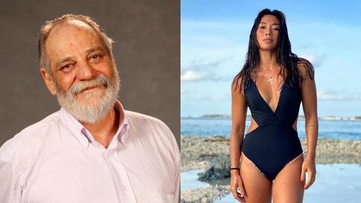 Walther Negrão e Danni Suzuki
