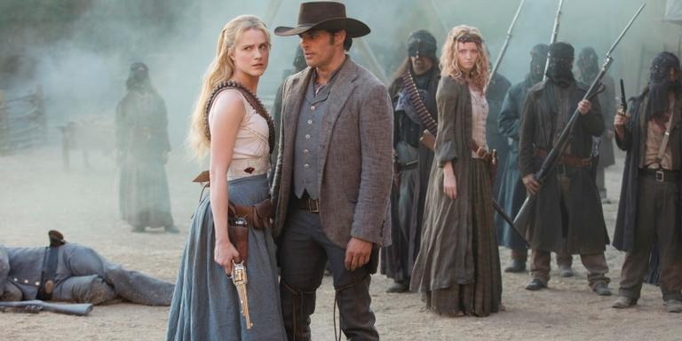 Elenco da série Westworld