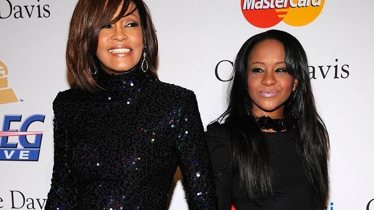Whitney Houston e Bobbi Kristina