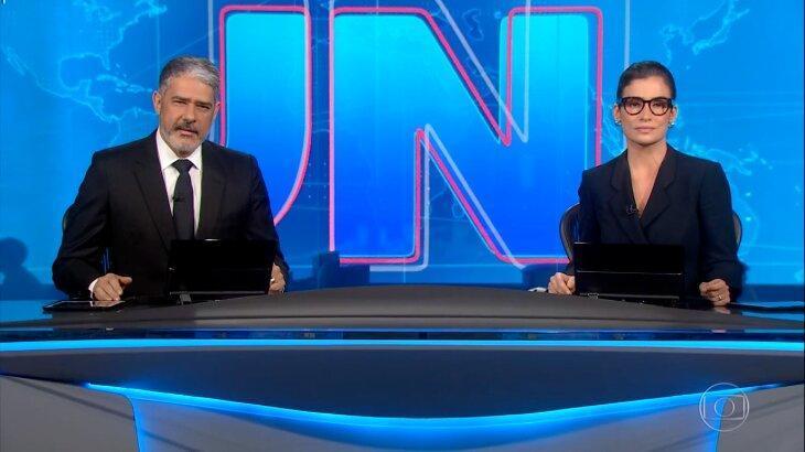 Em guerra com Bolsonaro, Jornal Nacional vira o programa mais sintonizado da TV