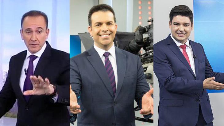 Renegados, Dudu Camargo e Marcão já derrubaram três apresentadores da Record TV