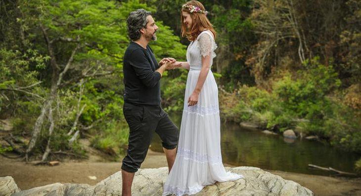 Império: José Alfredo se casa com Maria Isis num local inusitado