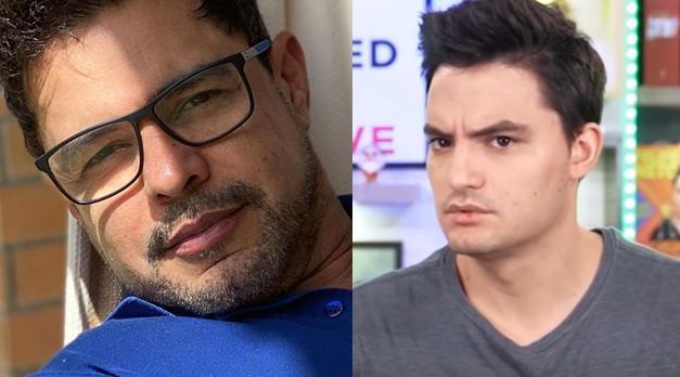 Zezé Di Camargo e Felipe Neto