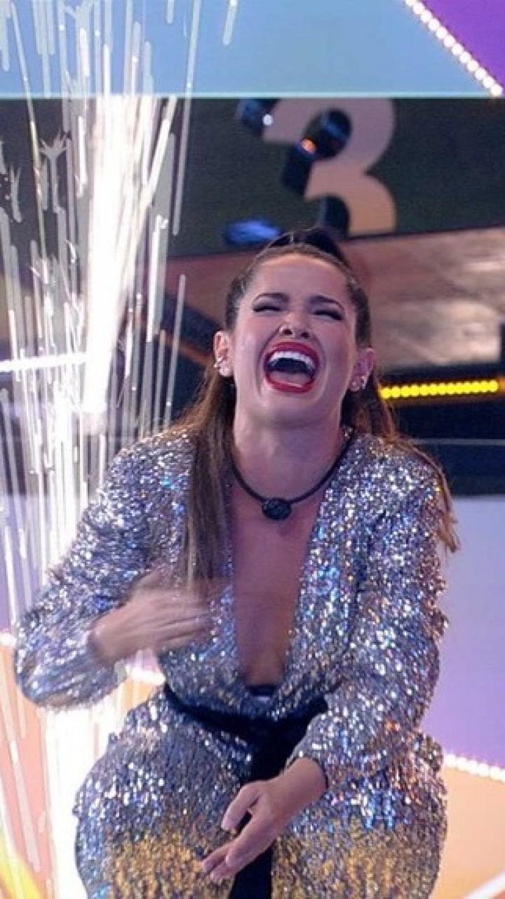 Juliette chora ao vencer BBB21