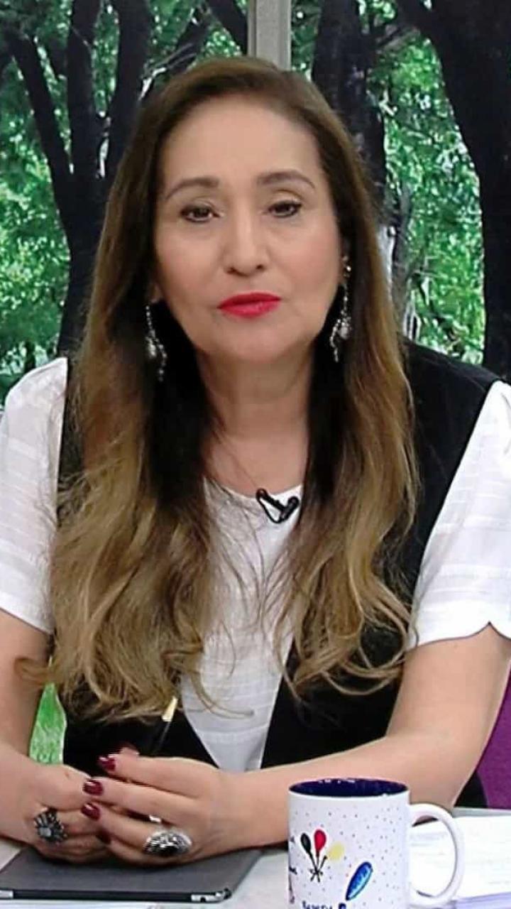 Sonia Abrão no A Tarde é Sua